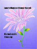 June's Magical Flower Secret