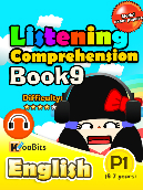Listening Comprehension - Primary 1 - Book 9