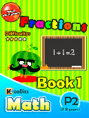 Fractions - P2 - Book 1