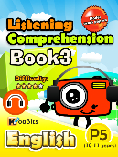Listening Comprehension - Primary 5 - Book 3