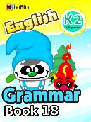 Grammar - K2 - Book 018