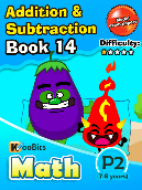 Addition & Subtraction - P2 - Book 14