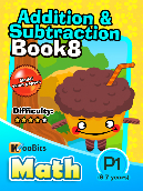 Addition & Subtraction - P1 - Book 8