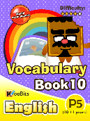 Vocabulary - Primary 5 - Book 10