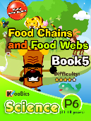 Food chains and Food webs - Primary 6 - Book 5