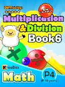 Multiplication & Division - P4 - Book 6
