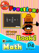 Fractions - P4 - Book 1