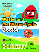 Water and the Water Cycle - Primary 5 - Book 4