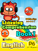 Listening Comprehension - Primary 6 - Book 1
