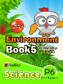 Environment - Primary 6 - Book 5