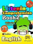 Listening Comprehension - Primary 1 - Book 2