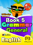 Grammar - Primary 3 - Book 5