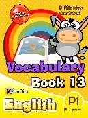 Vocabulary - Primary 1 - Book 13