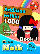 Addition within 1000 - P2 - Book 1