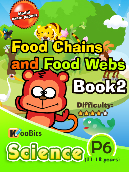 Food chains and Food webs - Primary 6 - Book 2