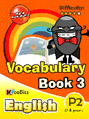 Vocabulary - Primary 2 - Book 3