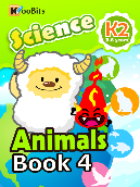 Animals - Kindergarten 2 - Book 004