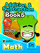 Addition & Subtraction - P1 - Book 5