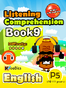 Listening Comprehension - Primary 5 - Book 9