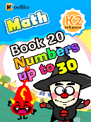 Numbers up to 30 - K2 - Book 20