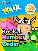 Number Order - K2 - Book 1