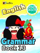 Grammar - K2 - Book 013