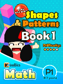 Shapes & Patterns - P1 - Book 1