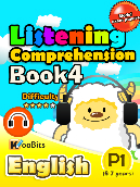 Listening Comprehension - Primary 1 - Book 4