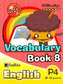 Vocabulary - Primary 4 - Book 8