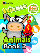 Animals - Kindergarten 2 - Book 002