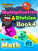 Multiplication & Division - P2 - Book 4