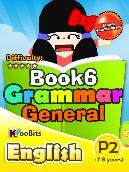 Grammar - Primary 2 - Book 6
