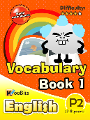 Vocabulary - Primary 2 - Book 1