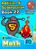 Addition & Subtraction - P2 - Book 22
