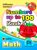 Numbers up to 100 - P1 - Book 5