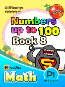 Numbers up to 100 - P1 - Book 8