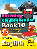 Listening Comprehension - Primary 4 - Book 10