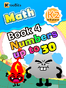 Numbers up to 30 - K2 - Book 4