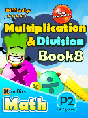 Multiplication & Division - P2 - Book 8
