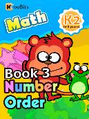Number Order - K2 - Book 3