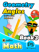 Geomtry - Angles - P5 - Book 3