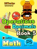 Operations on Decimals - P5 - Book 5