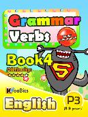 Grammar - Verbs - Primary 3 - Book 4