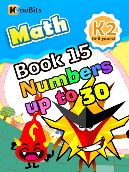 Numbers up to 30 - K2 - Book 15