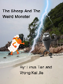 The Sheep and The Weird Monster