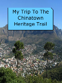 My Trip To The Chinatown Heritage Trail
