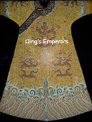 Qing's Emperors
