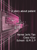 A Story About Patent