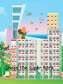 Inago the super hero