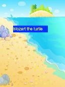 Wozert the Turtle